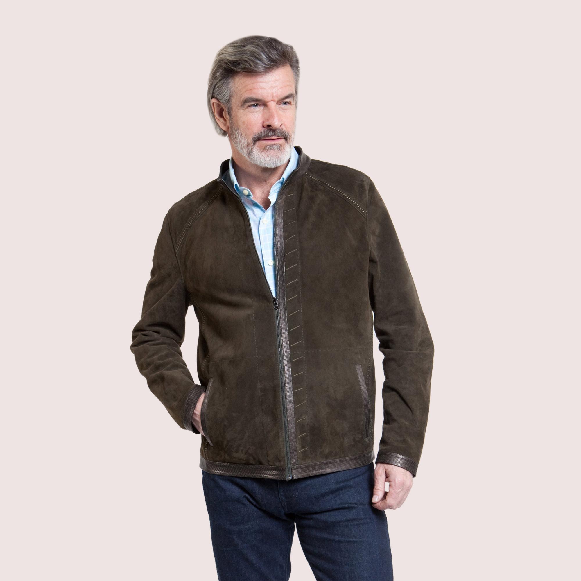 Memphis Reversible Jacket