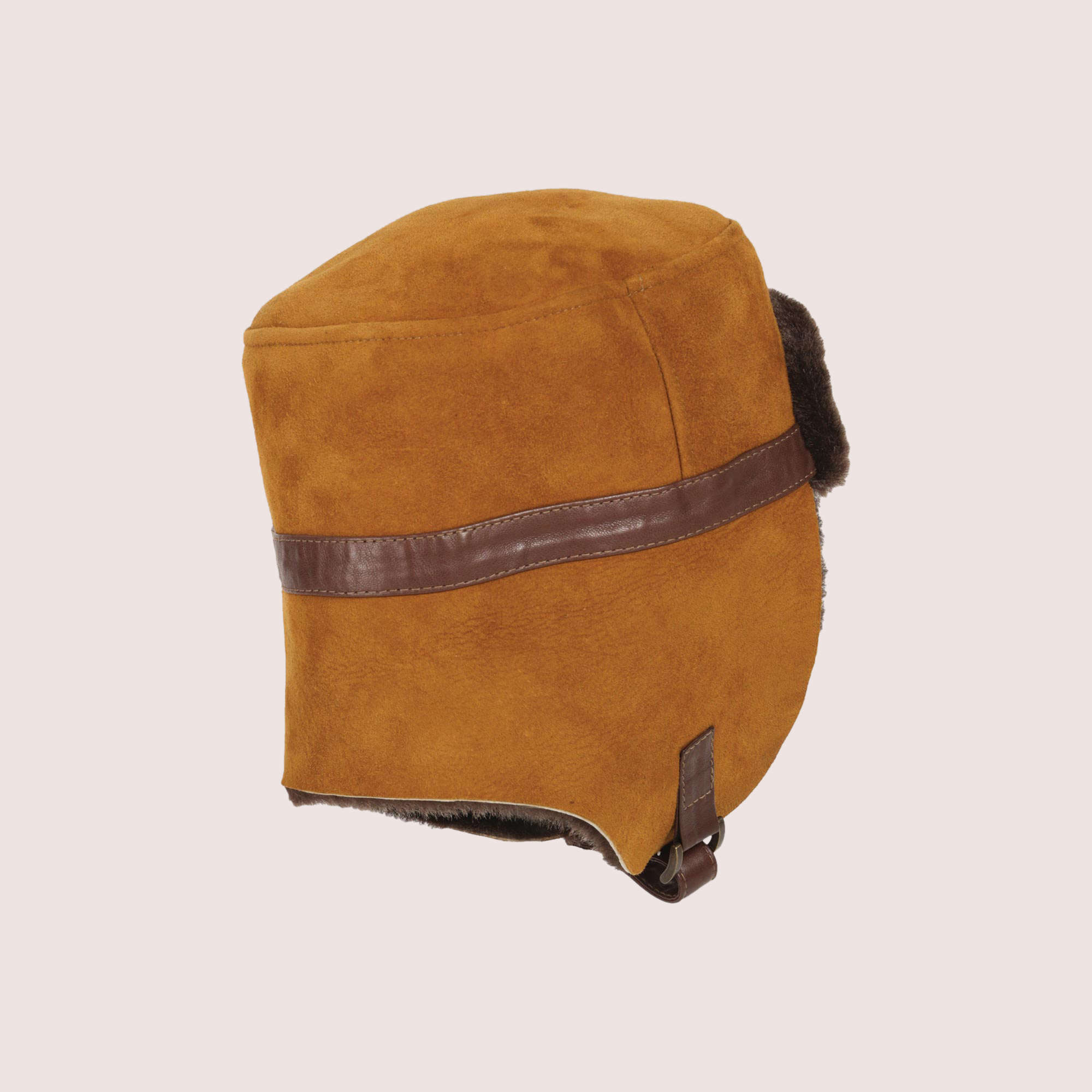 Fairbanks Sheepskin Hat