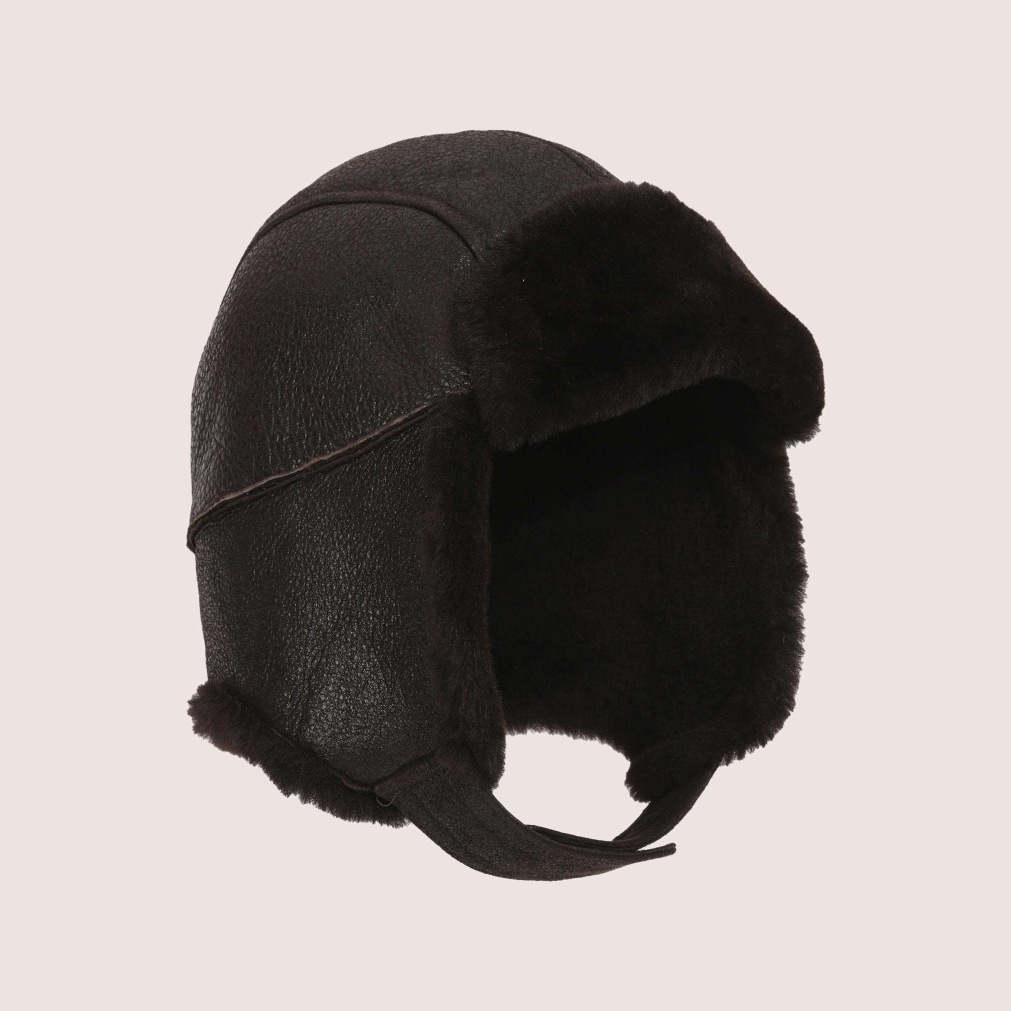 Himalayan Sheepskin Hat