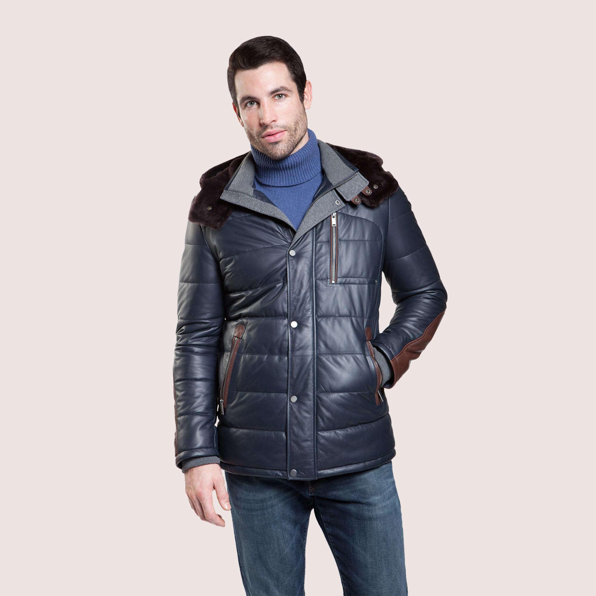 Aspen Leather Jacket