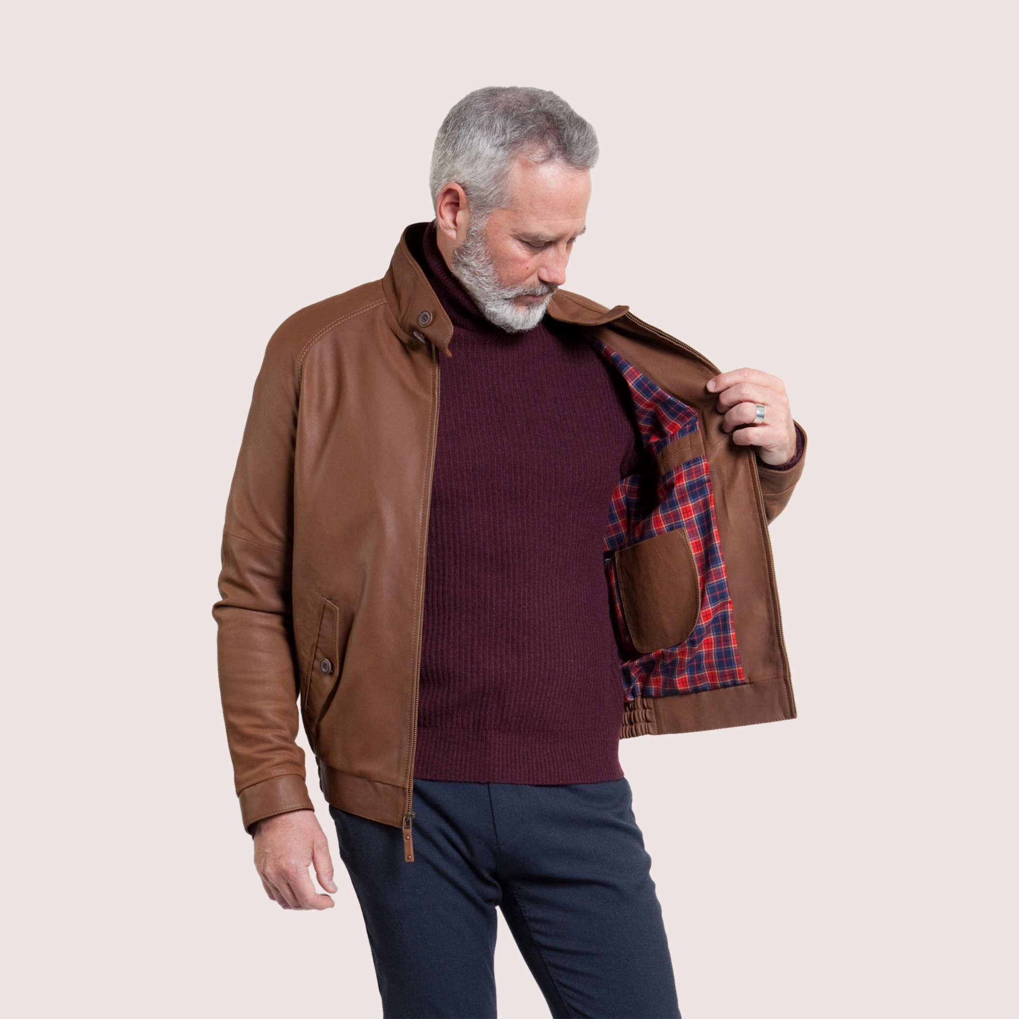 Baracuda Lambskin Jacket