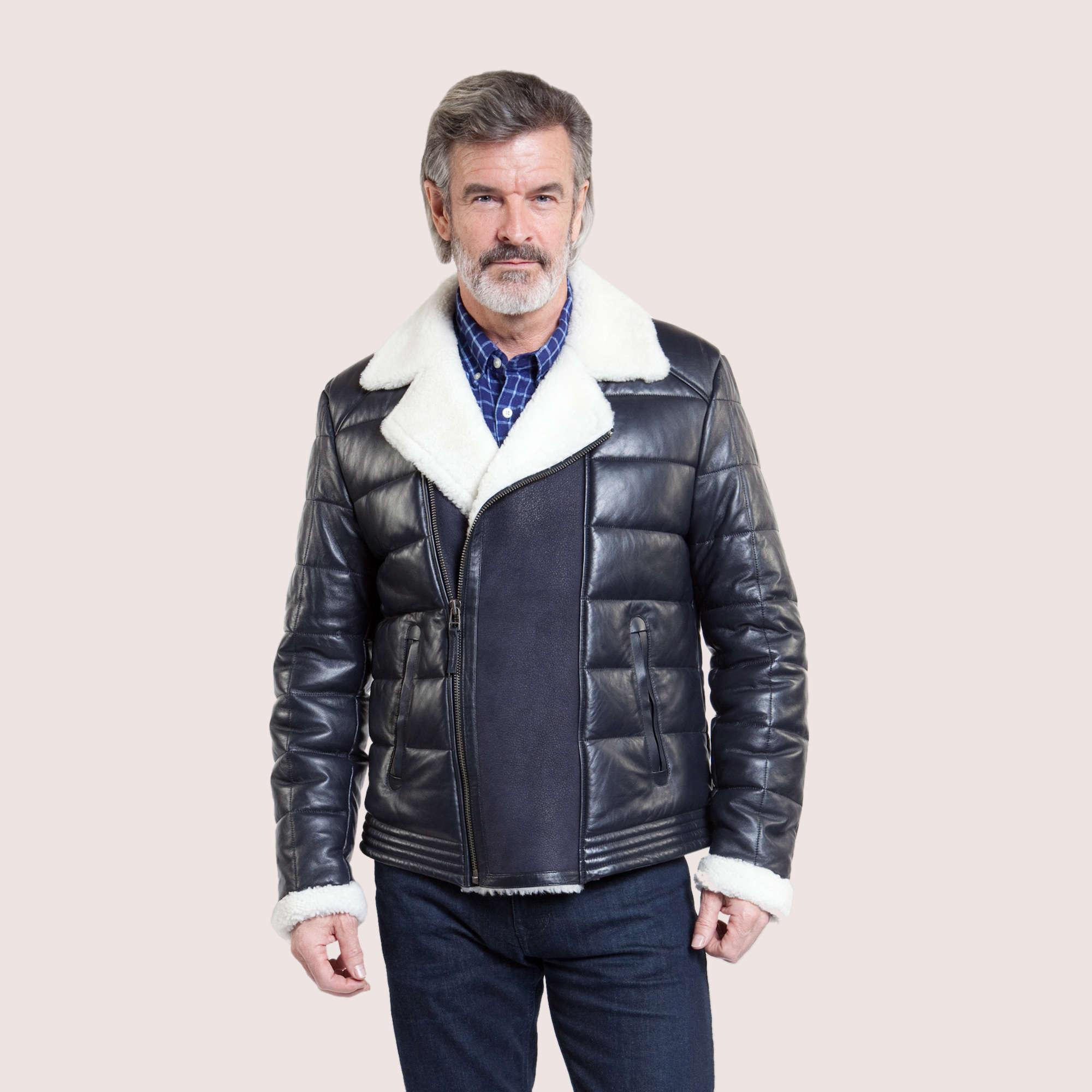 Bristol Sheepskin&Lambskin Jacket