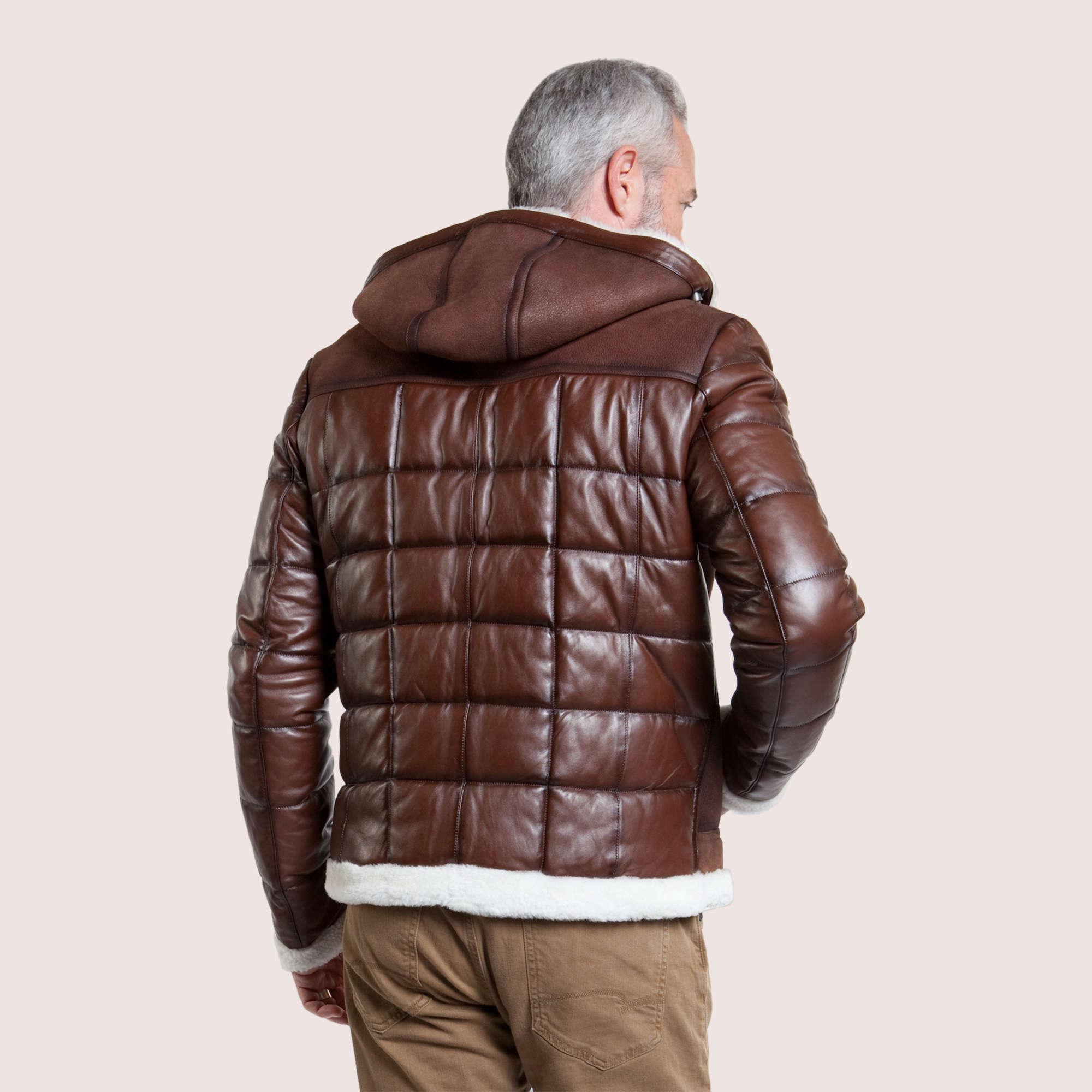 Tulsa Shearling&Lambskin Jacket