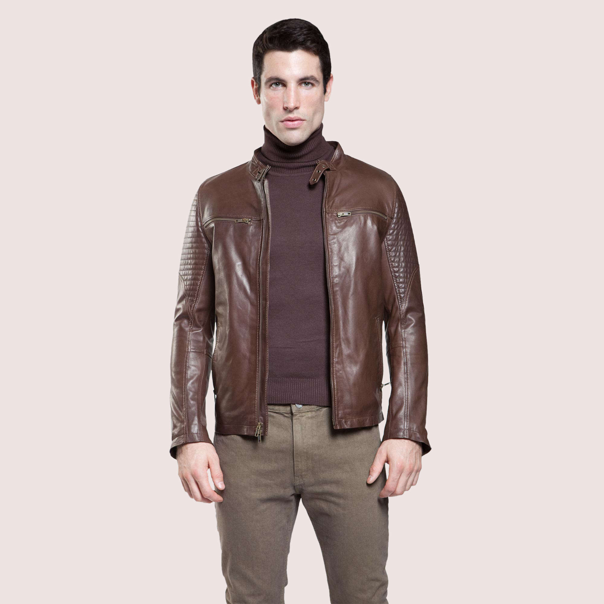 Malibu Leather Jacket