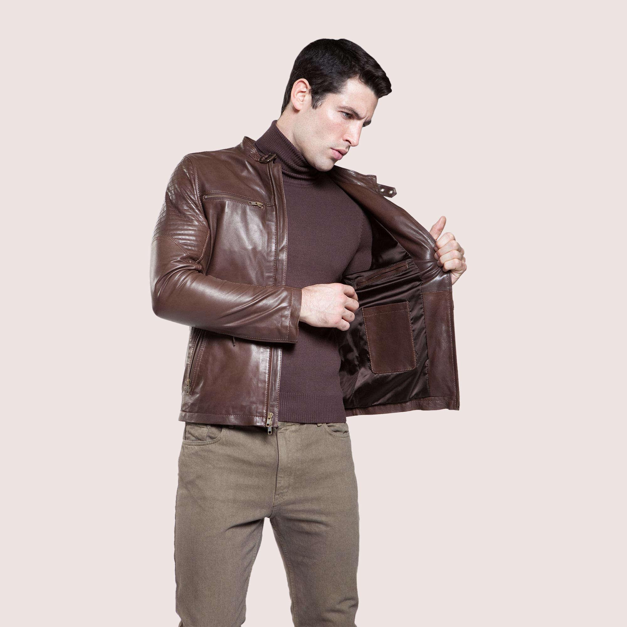 Malibu Leather Jacket