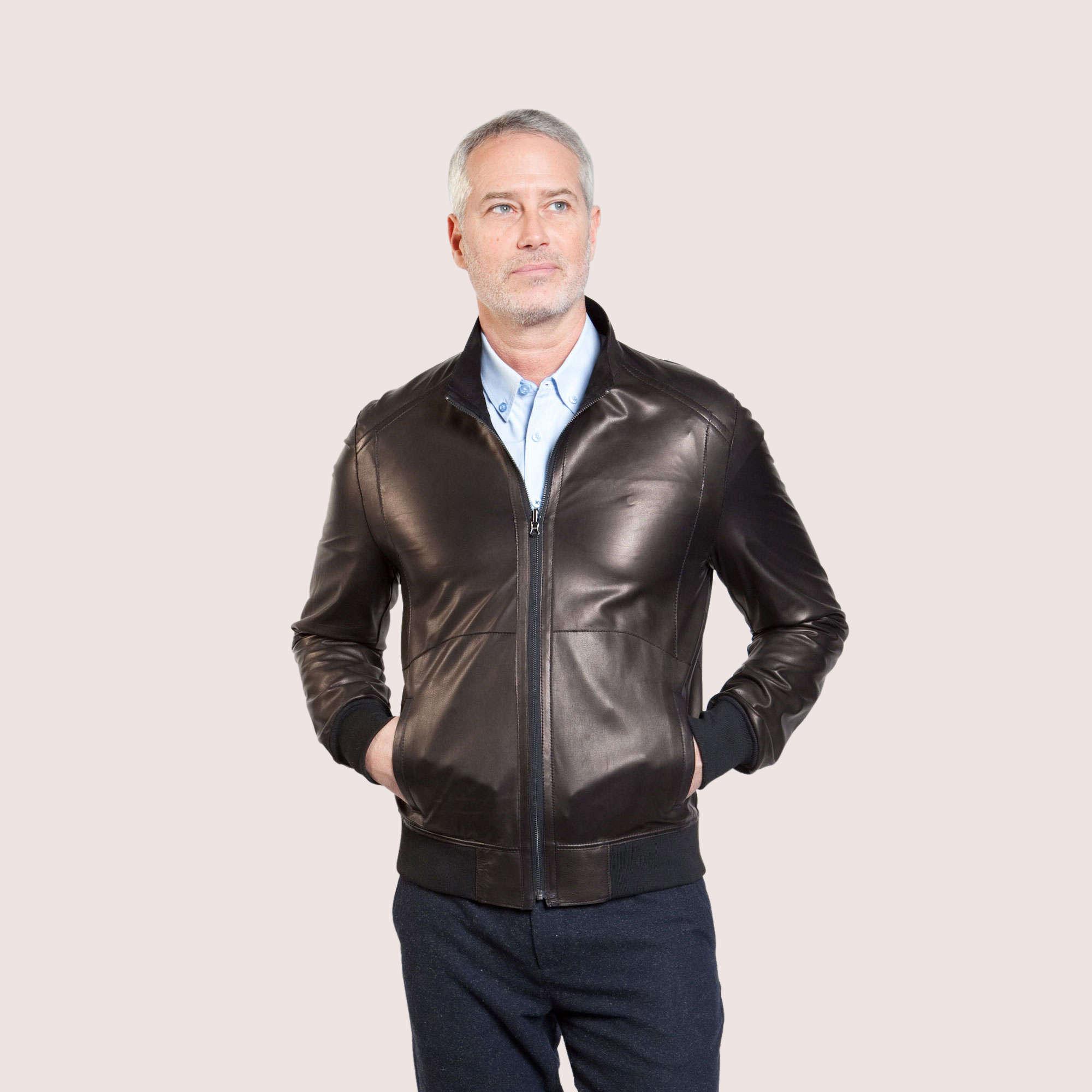 Troy Reversible Jacket