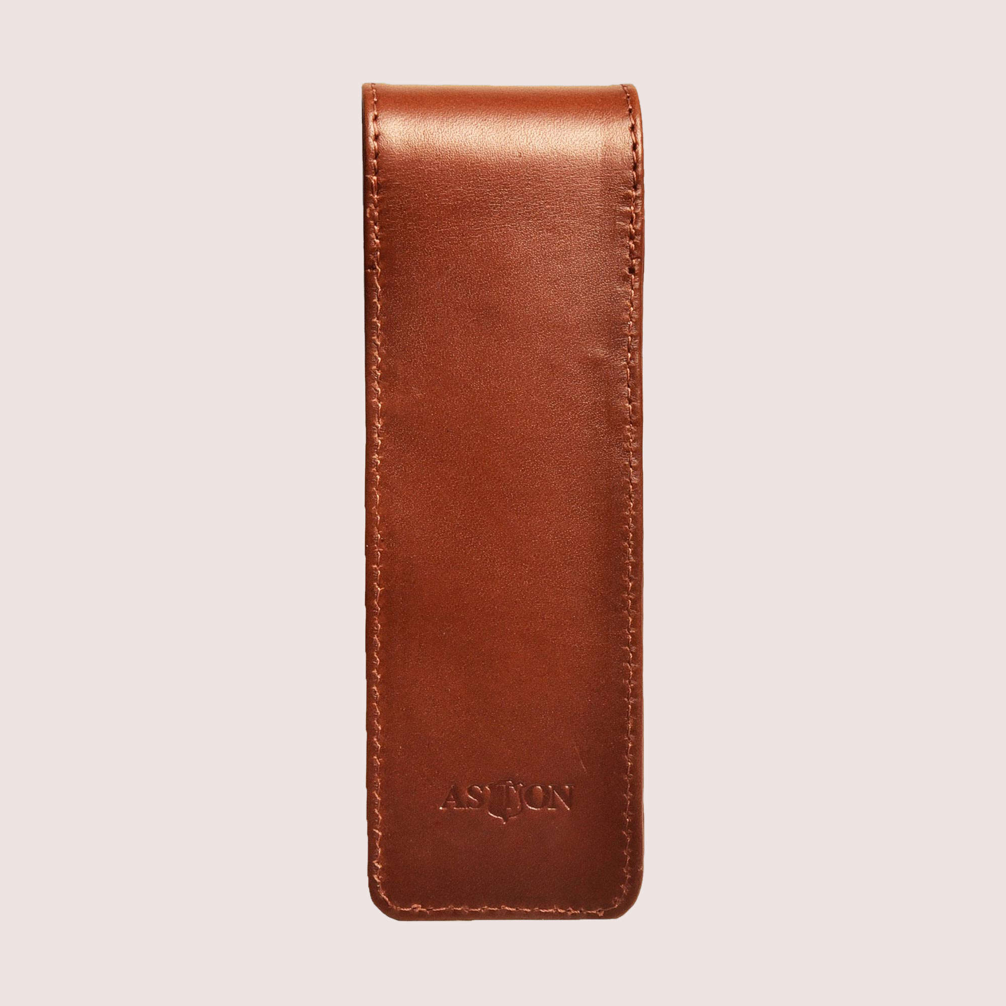 Two Pen Leather Case