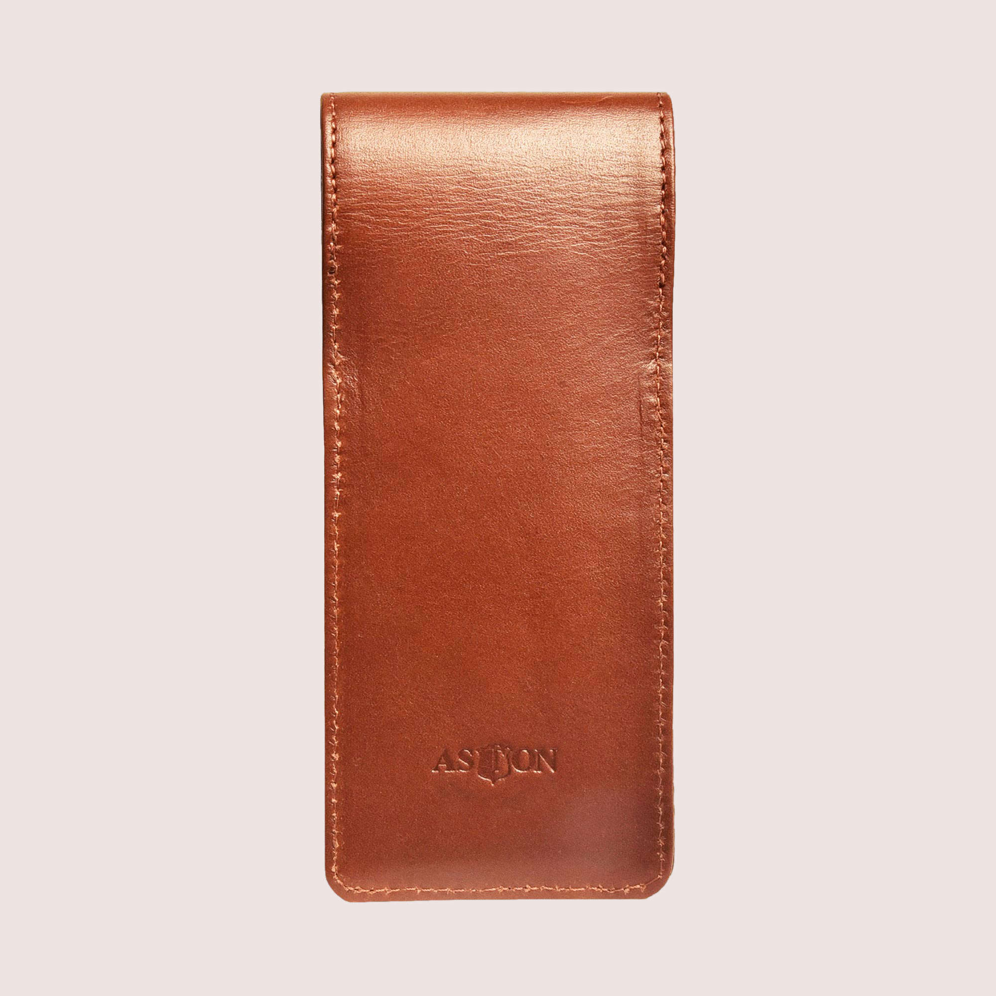 Three Pen Leather Case