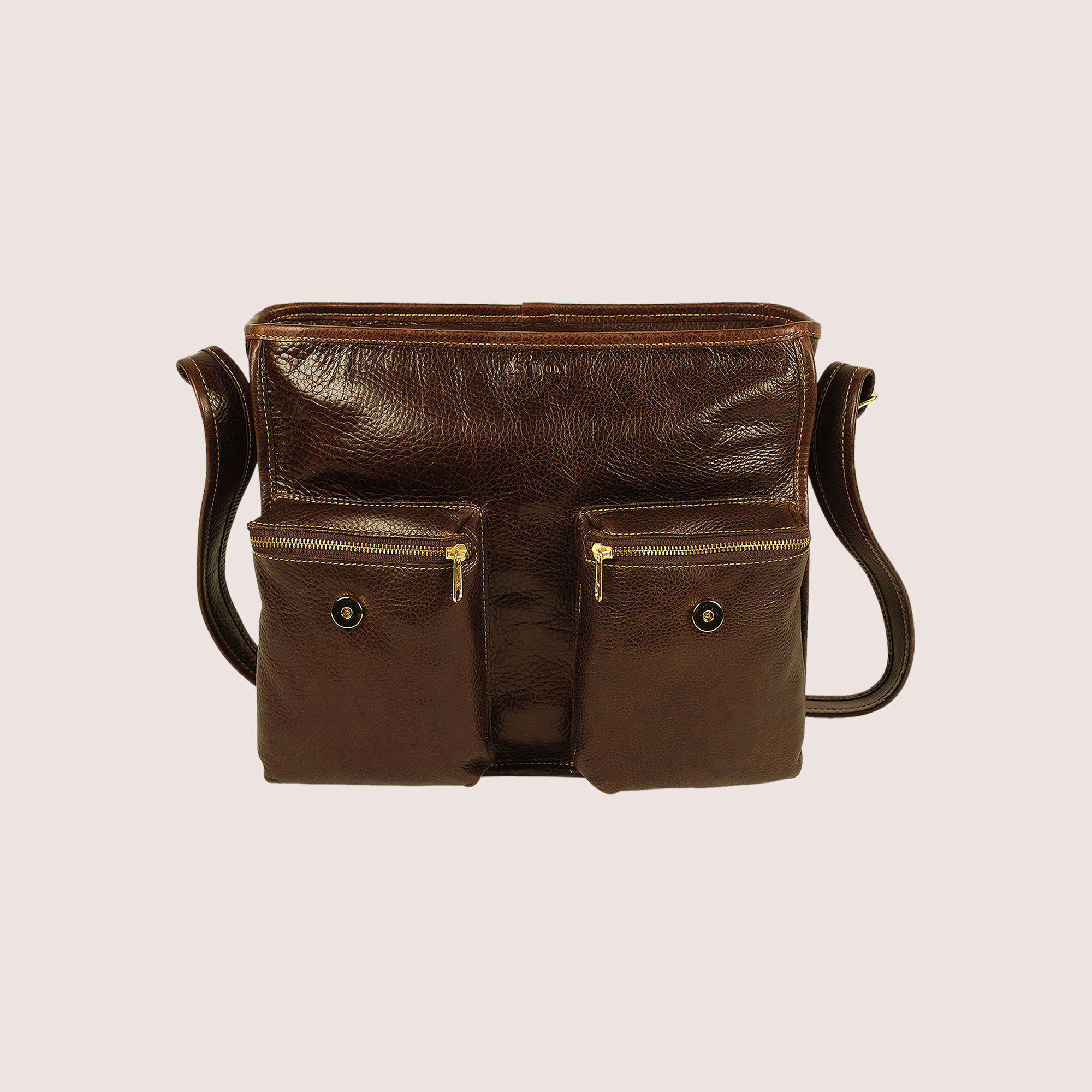 Orwell Mailman Shoulder Bag