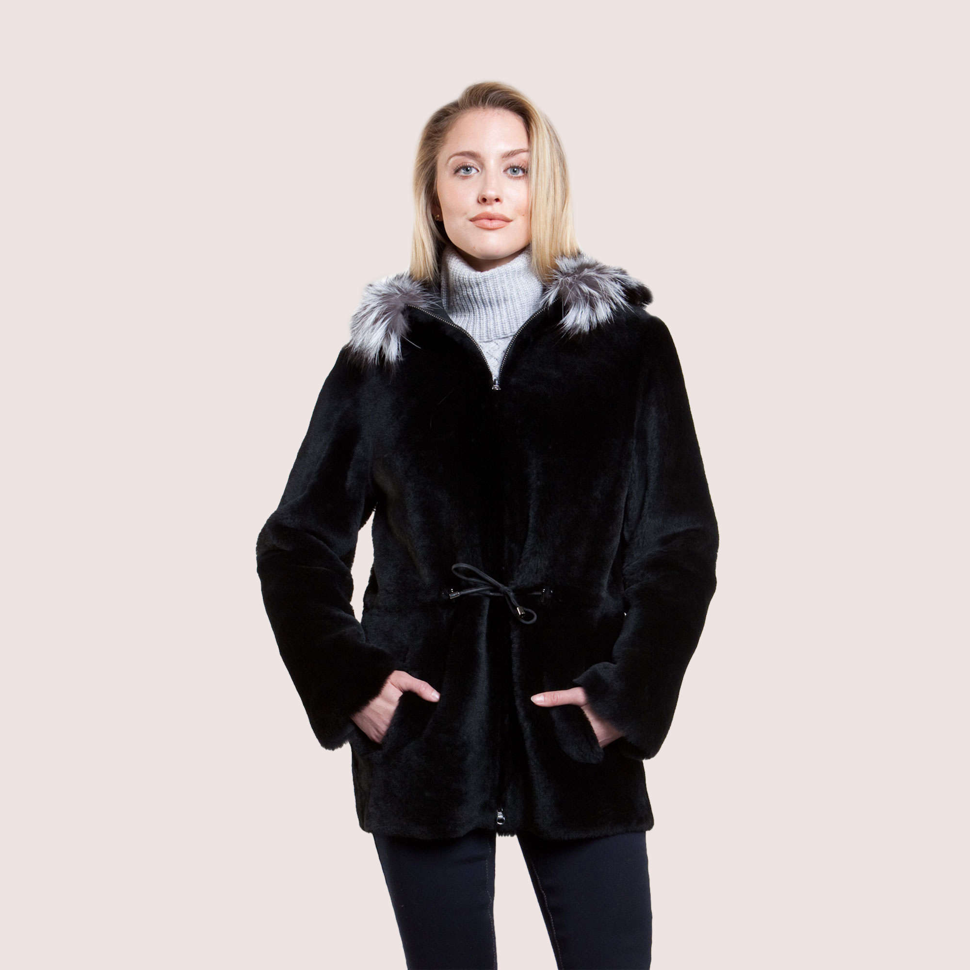 Daphne Shearling Coat