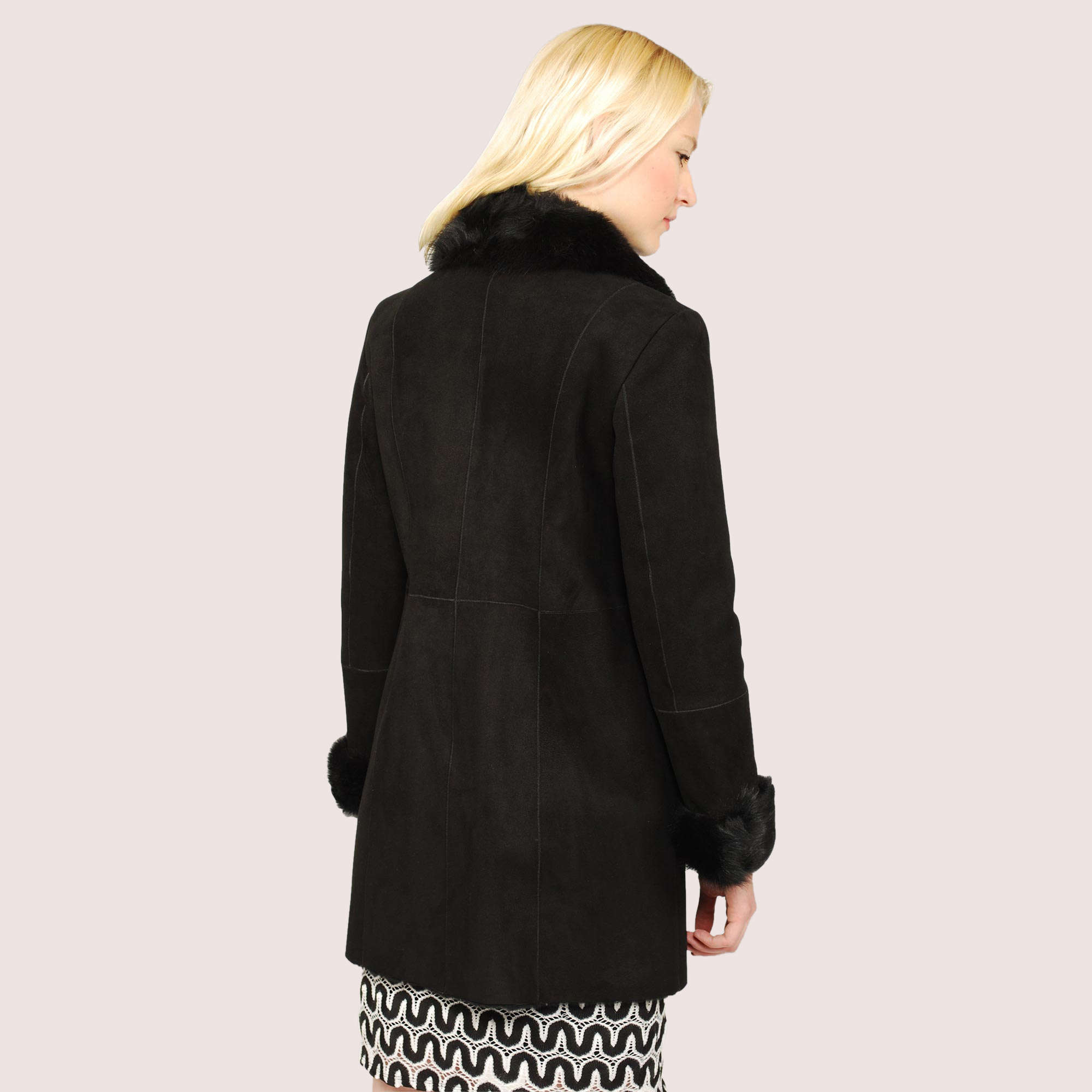 Lilliana Shearling Coat
