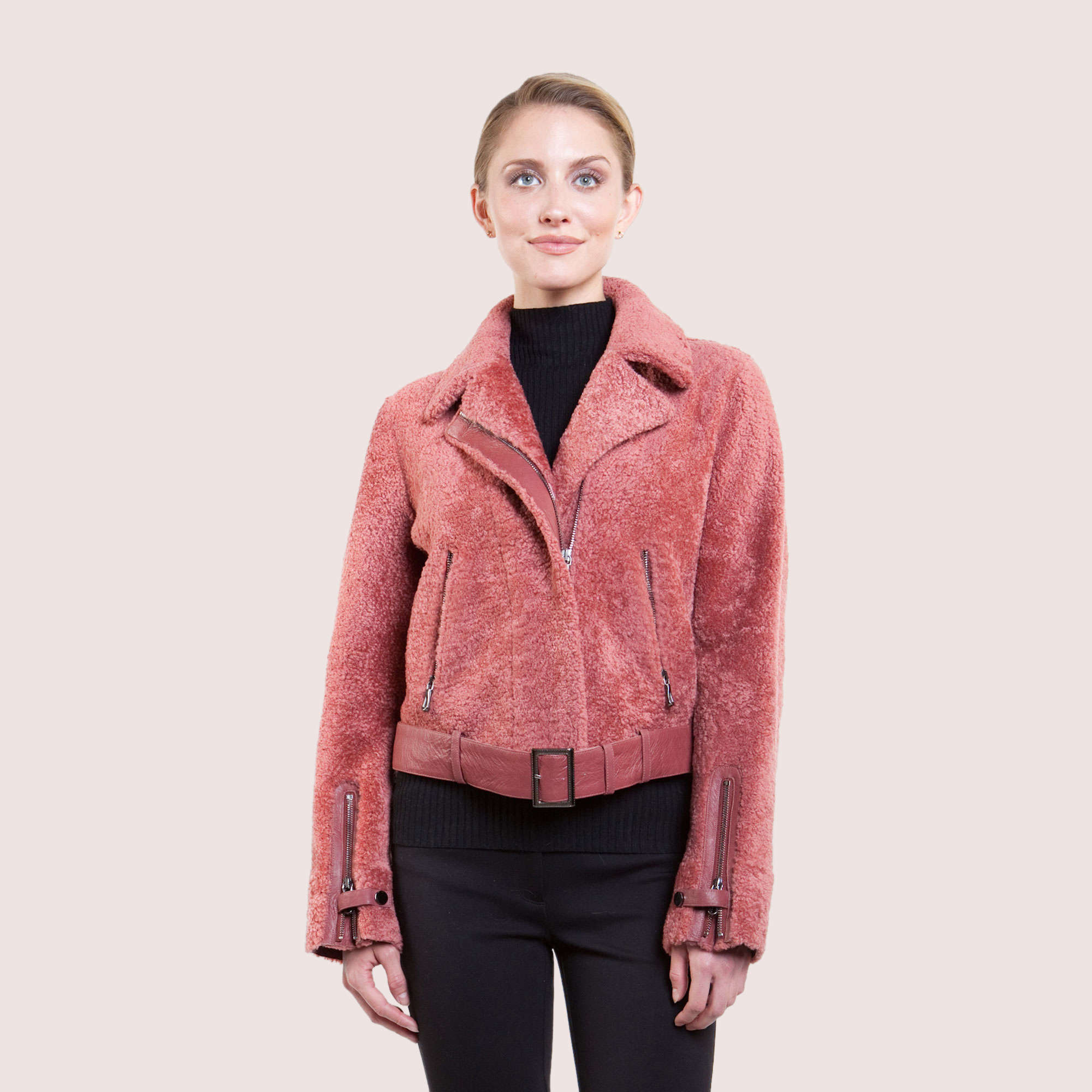 Anne Shearling Jacket