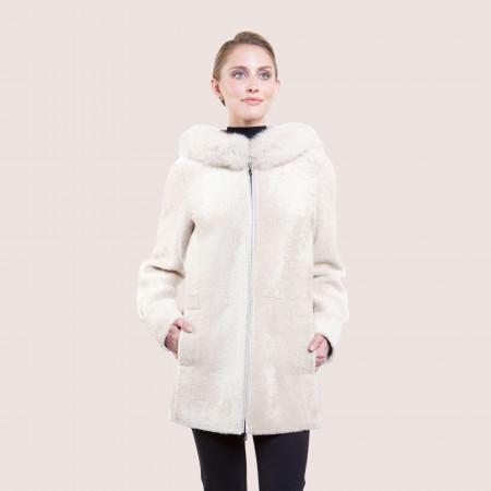 Amanda Shearling Coat