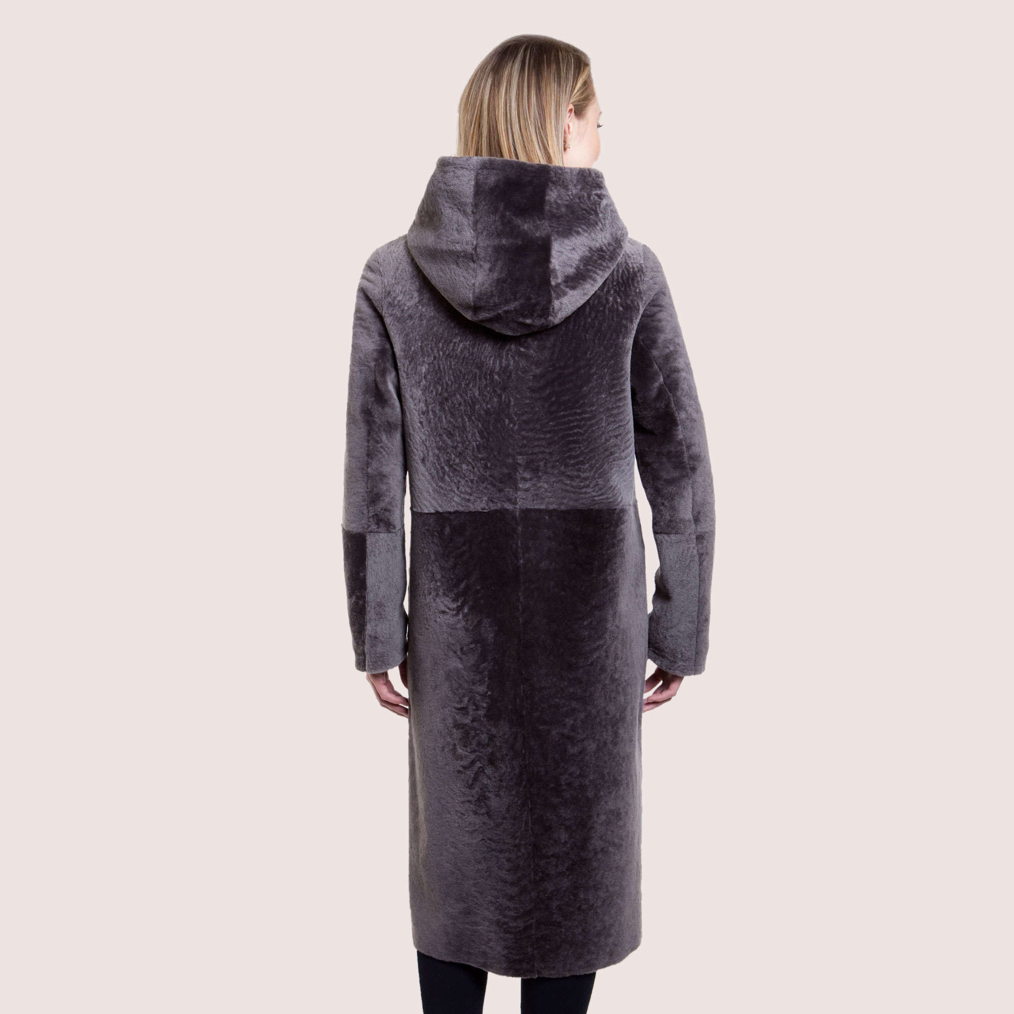 Mildred Reversible Shearling Coat