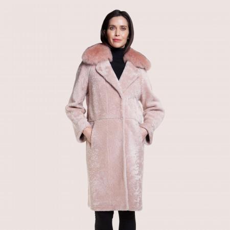 Harper Shearling Coat