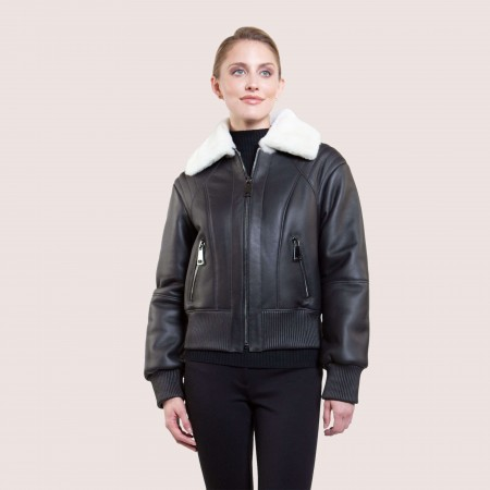 Skyler Shearling Jacket