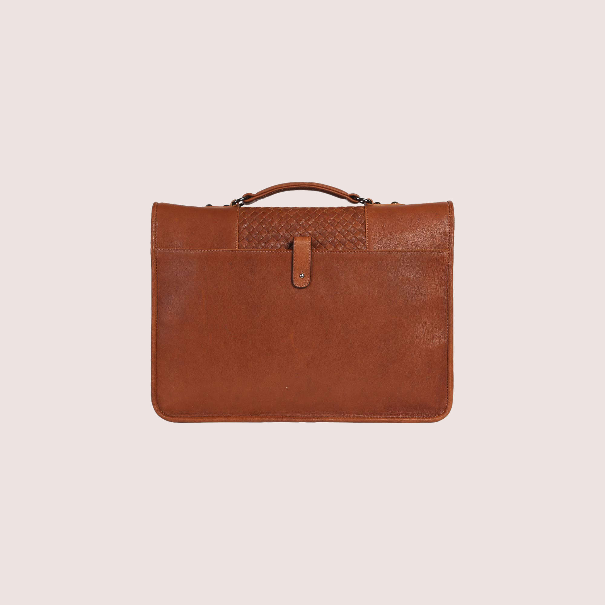 Bently Hand Woven Briefcase