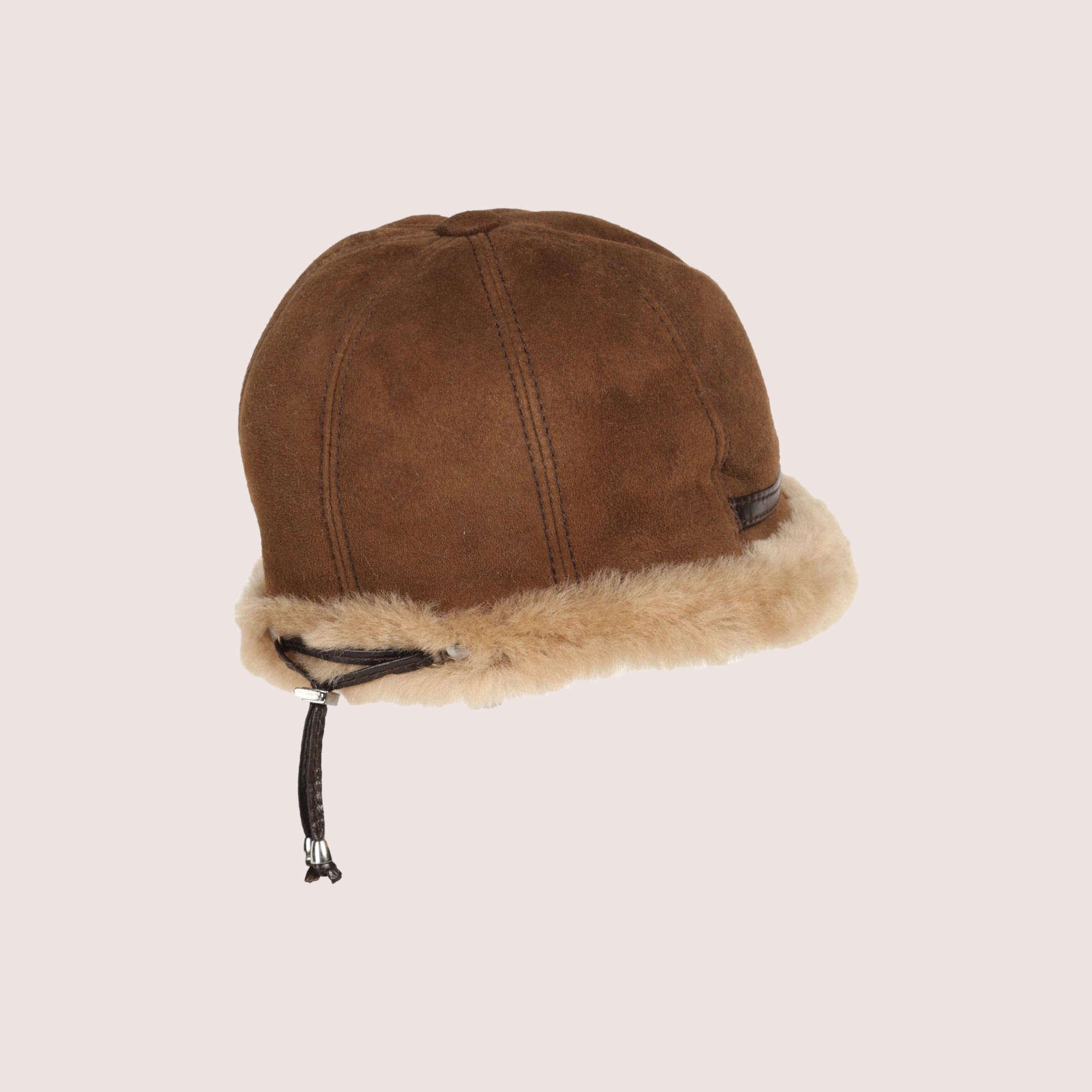 Elko Sheepskin Hat