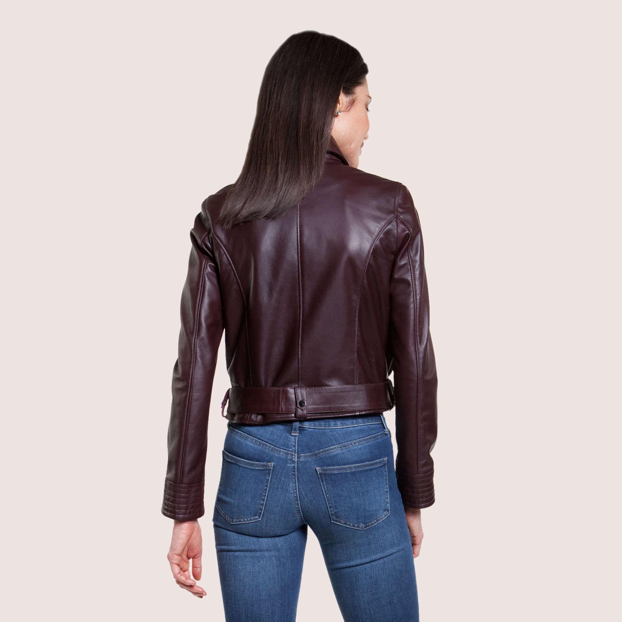 Parker Lambskin Jacket