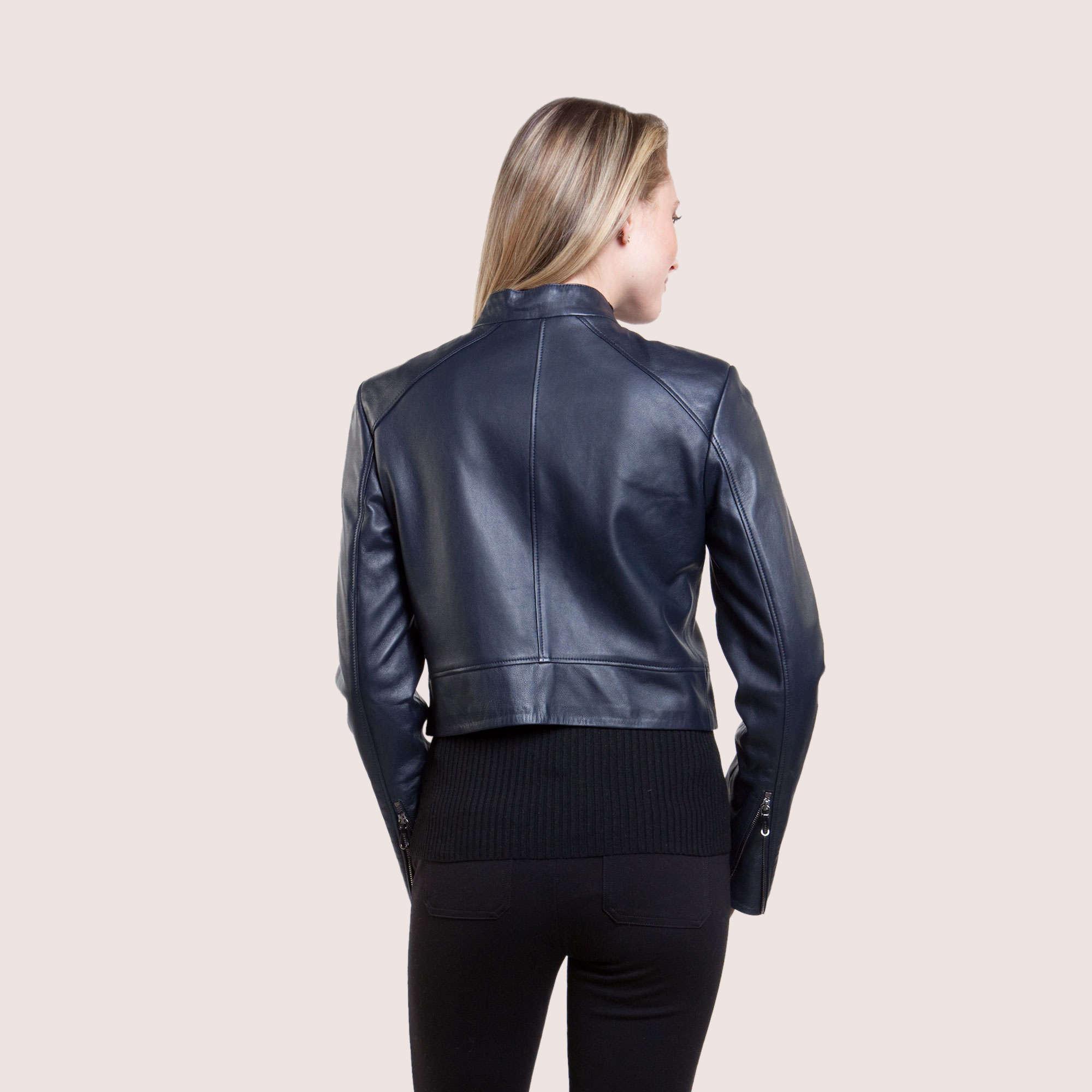 Eve Lambskin Jacket
