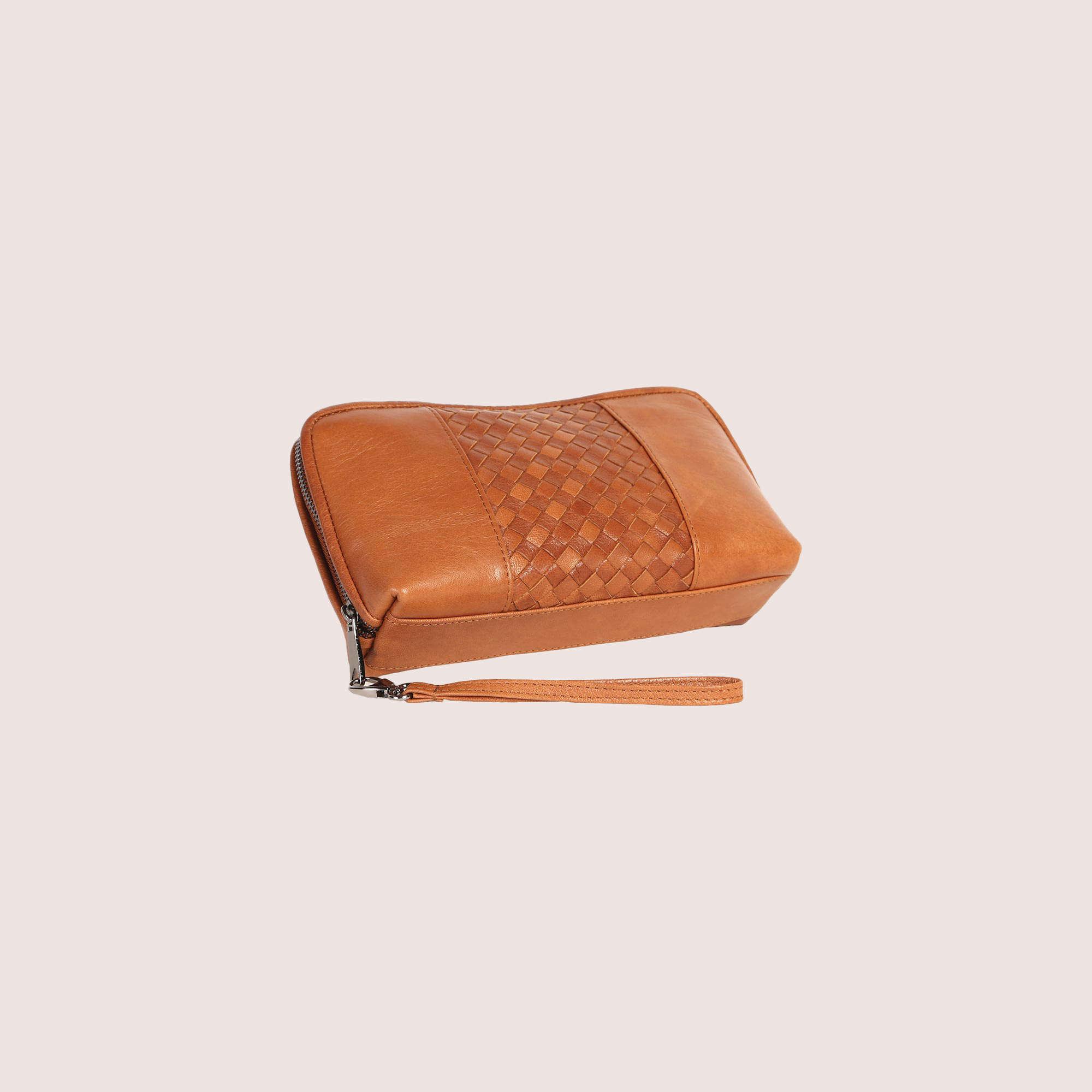 Dillard Leather Pouch