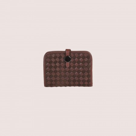 Wilma Woven Wallet-Small