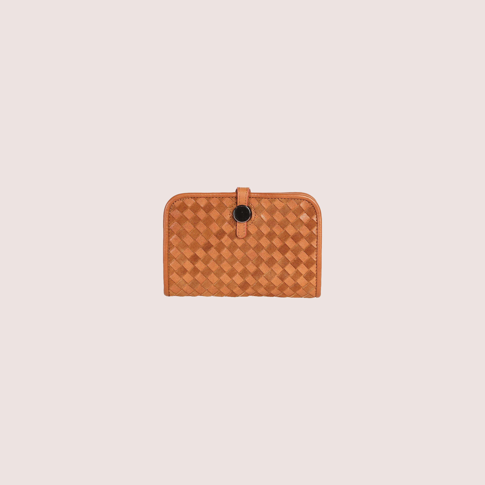 Wilma Woven Wallet-Medium