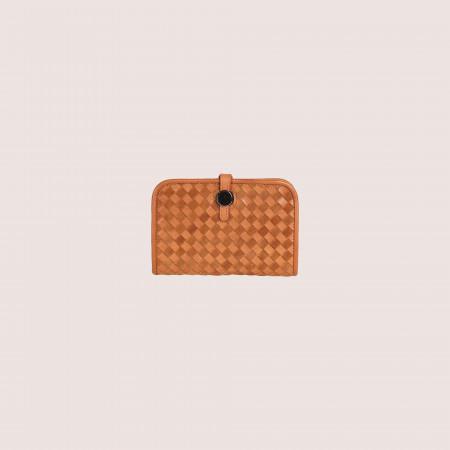 Wilma Woven Wallet-Medium