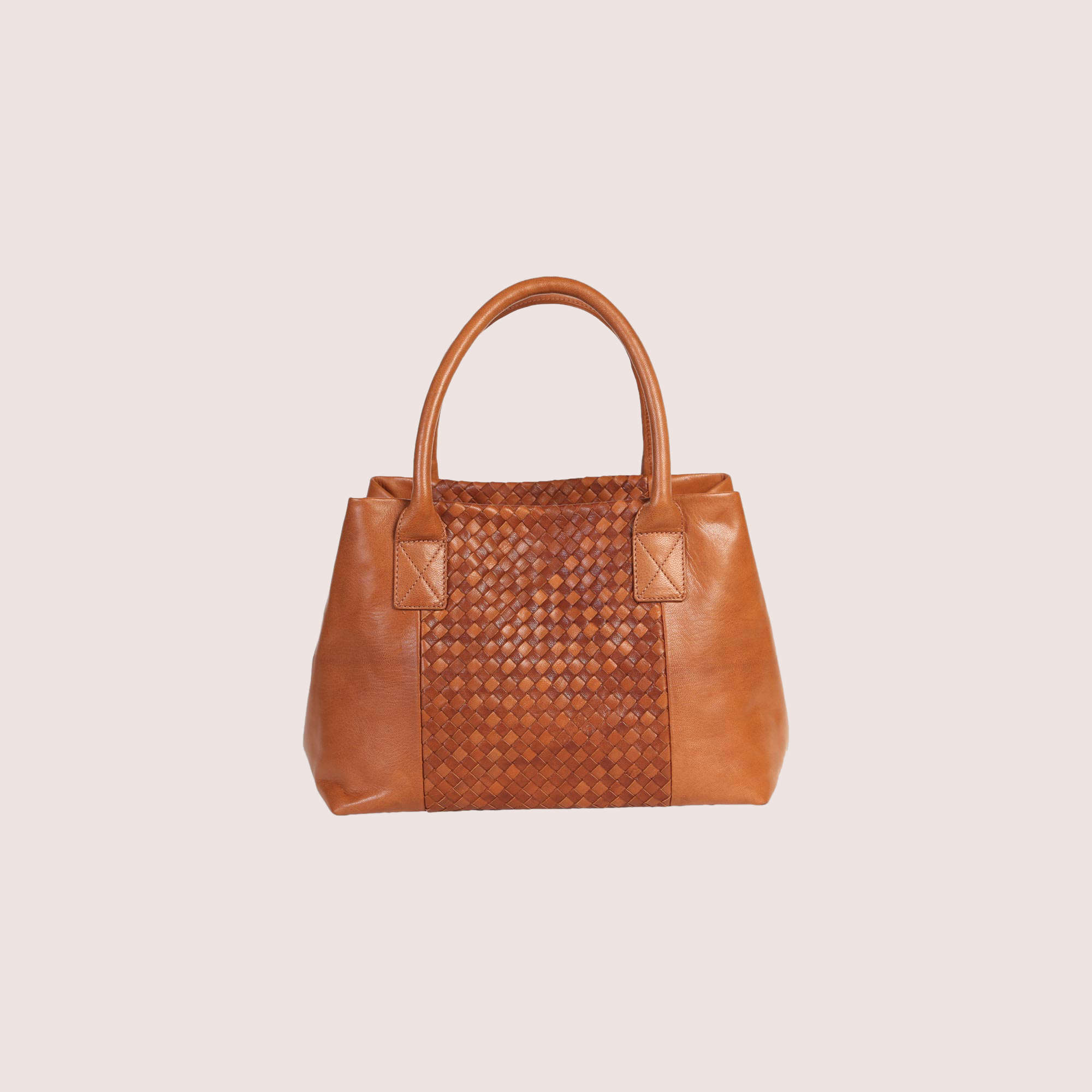 Griffin Handwoven Tote Bag