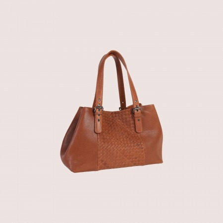 Beverly Handwoven Tote Bag